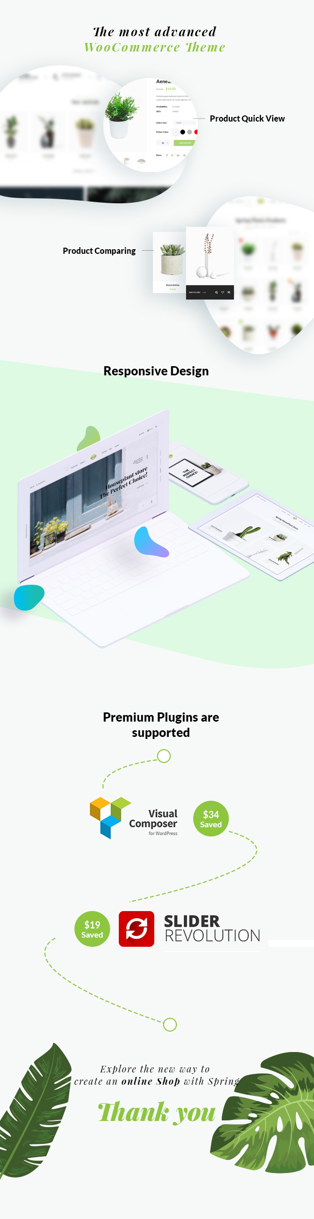 Spring Plants - Gardening & Houseplants WordPress Theme - 12
