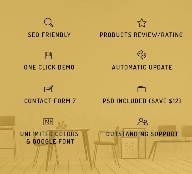 Mebla - Multiconcept WooCommerce WordPress Theme
