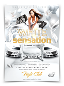 White Sensation Flyer Vol.2 - 134