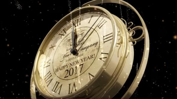 New Year Countdown Clock Memories - 5