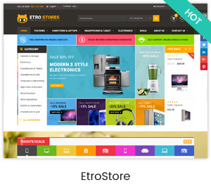 Toppy - Creative Multi-Purpose Magento Theme - 8
