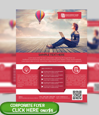 Corporate Business Flyer Template - 8