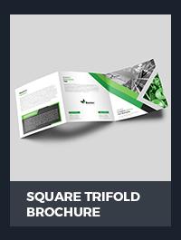 Square Brochure - 20
