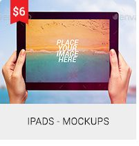 iPads - Mockups