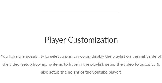 Youtenberg - Gutenberg YouTube Player with Playlist - 7