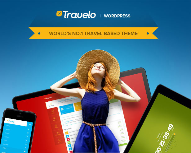 Travelo v4.2.2-Travel / Tour Booking Wordpress Theme插图8