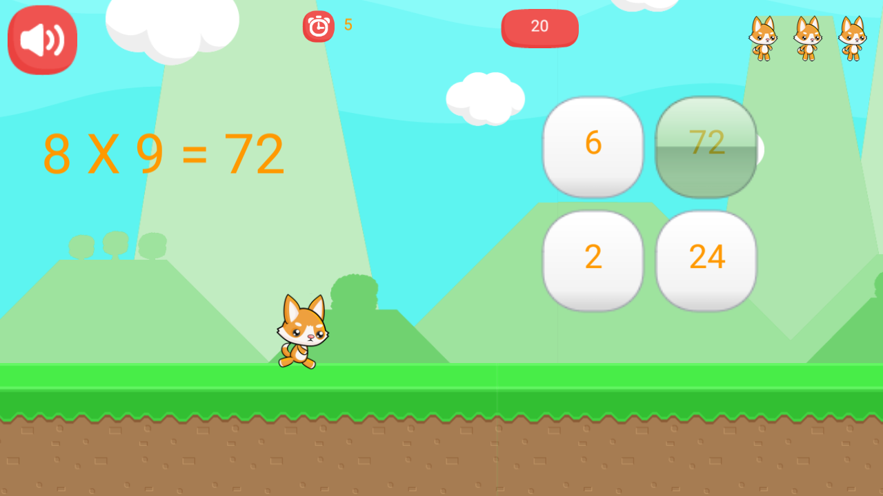 Math Speed - HTML5 Game (Capx) - 3