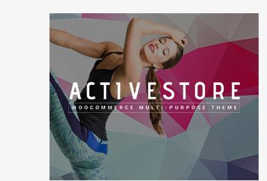 Wordpress ActiveStore