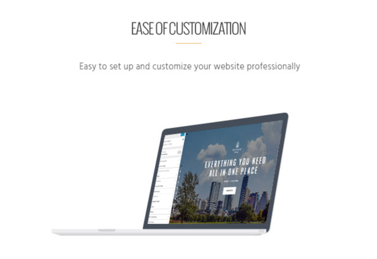 Skyview Complex Contact Us Single Property & Real Estate WordPress Themes
