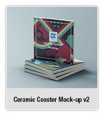 Ceramic Coaster Mock-up v5 - 3