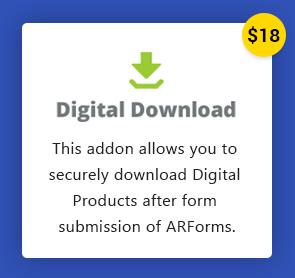Digital Download Addon