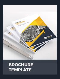 Square Brochure - 34