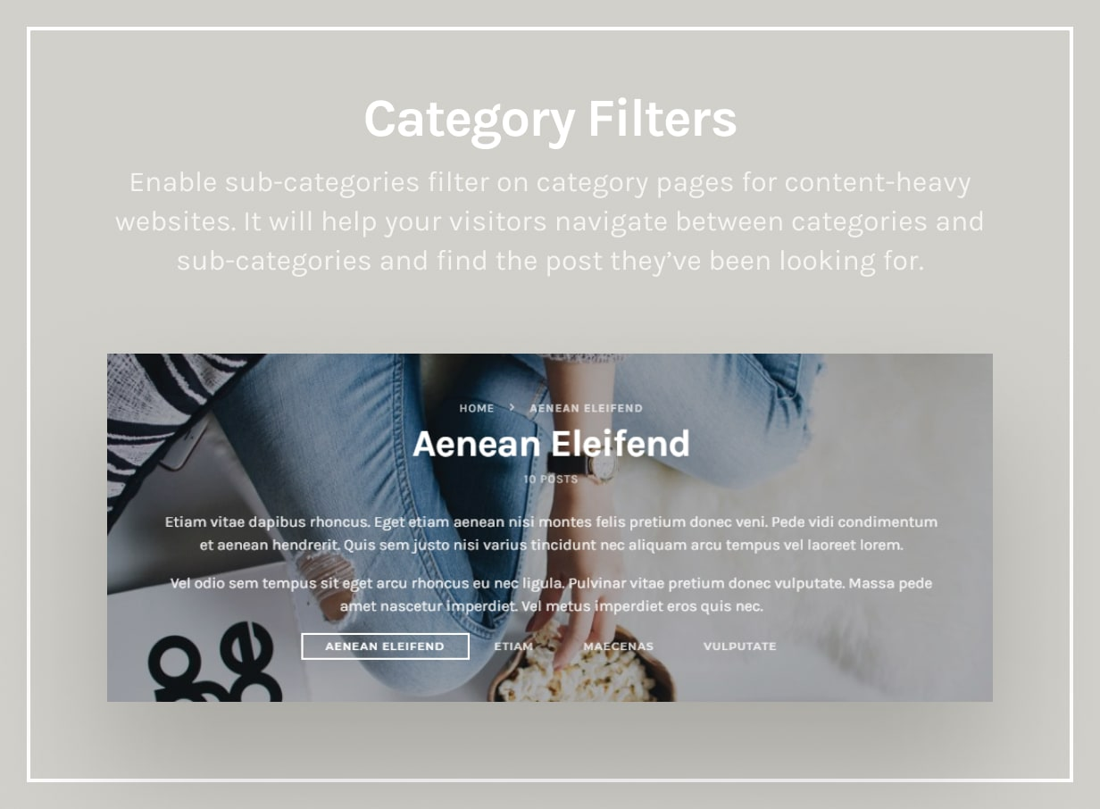 The Affair - Creative Theme for Personal Blogs and Magazines - 63