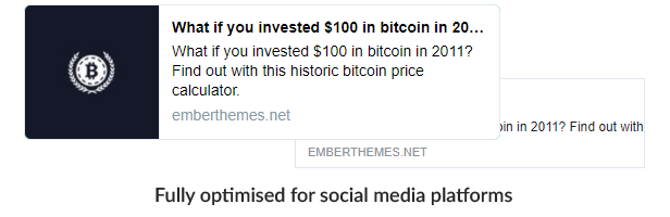 Script Features. Historic Bitcoin Investment Calculator ...