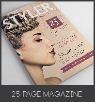 25 Pages Interior Magazine Vol4 - 16