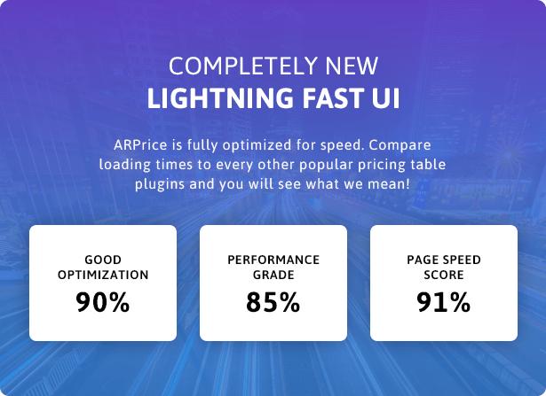 ARPrice - WordPress Pricing Table Plugin - 9