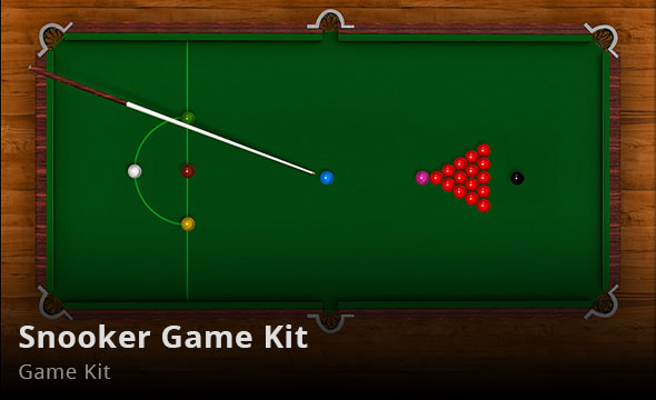 Snooker Game Kit