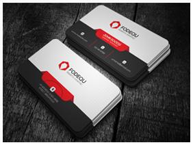 Business Card Mock up - 33