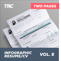 Infographic Resume Vol 3 - 11