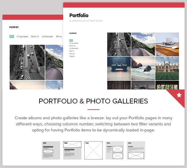 Zancudo - Mighty fullscreen theme for creatives - 9