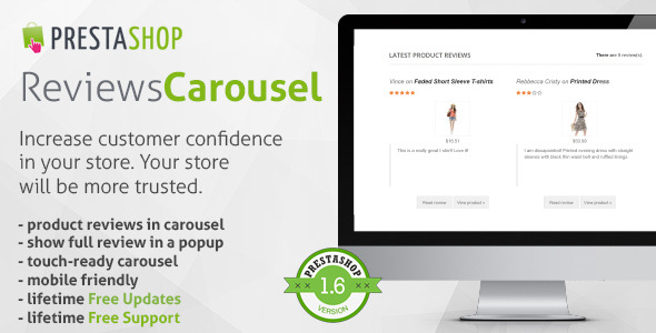 Control - PrestaShop Theme Responsive + Included Blog - 4