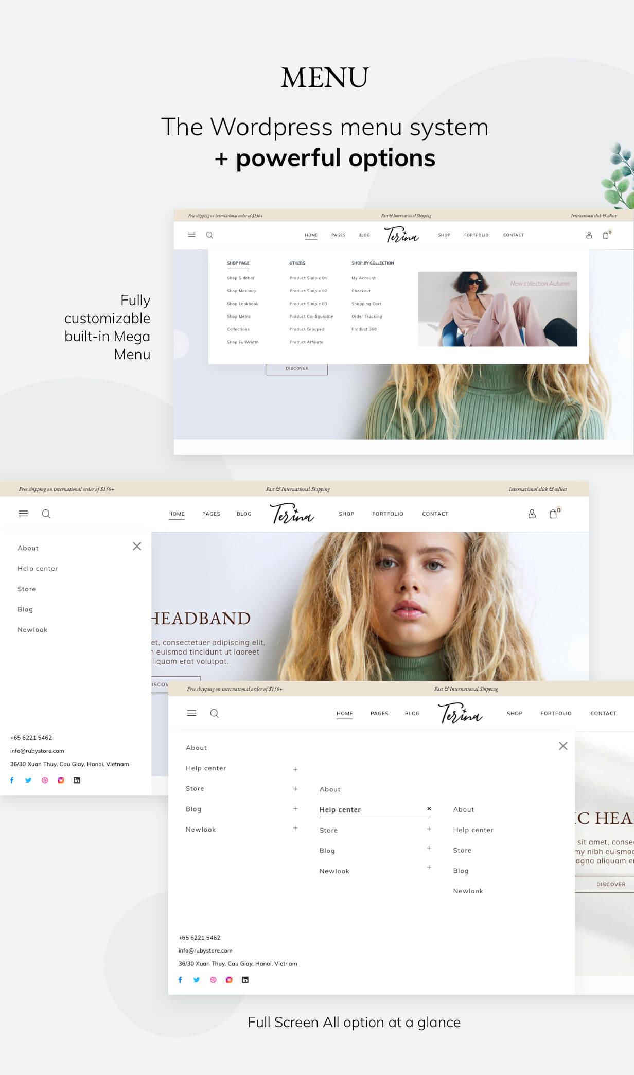 Terina - Multipurpose Elementor WooCommerce Theme - 6