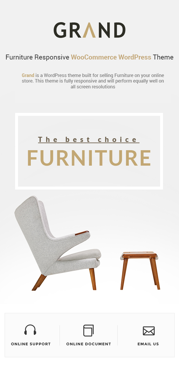 Grand - Responsive Furniture WooCommerce WordPress Theme 40