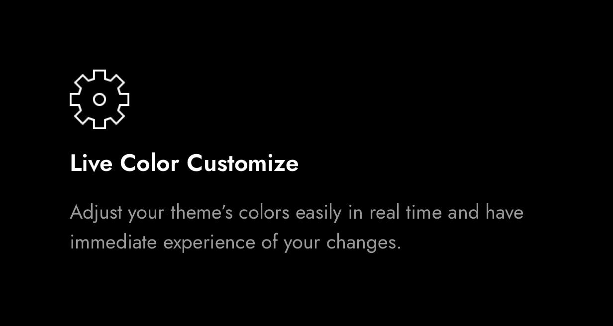 Impeka Color Customize
