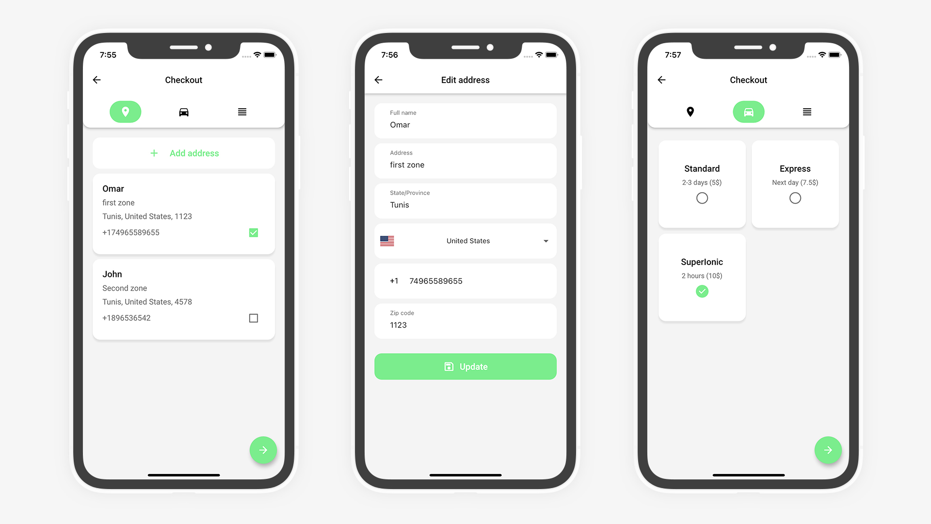 Flutter Grocery: Full Android + iOS eCommerce App - 17