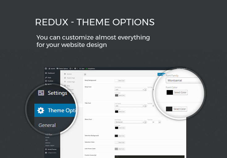 Baonhi - Minimal Portfolio WordPress Theme - 2