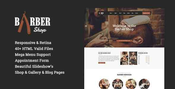 Multipress - Responsive HTML5 Template - 21