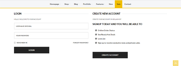 Bella - eCommerce Shop WordPress Theme - 5