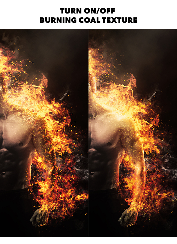 Gif Animated Fire Photoshop Action - 21