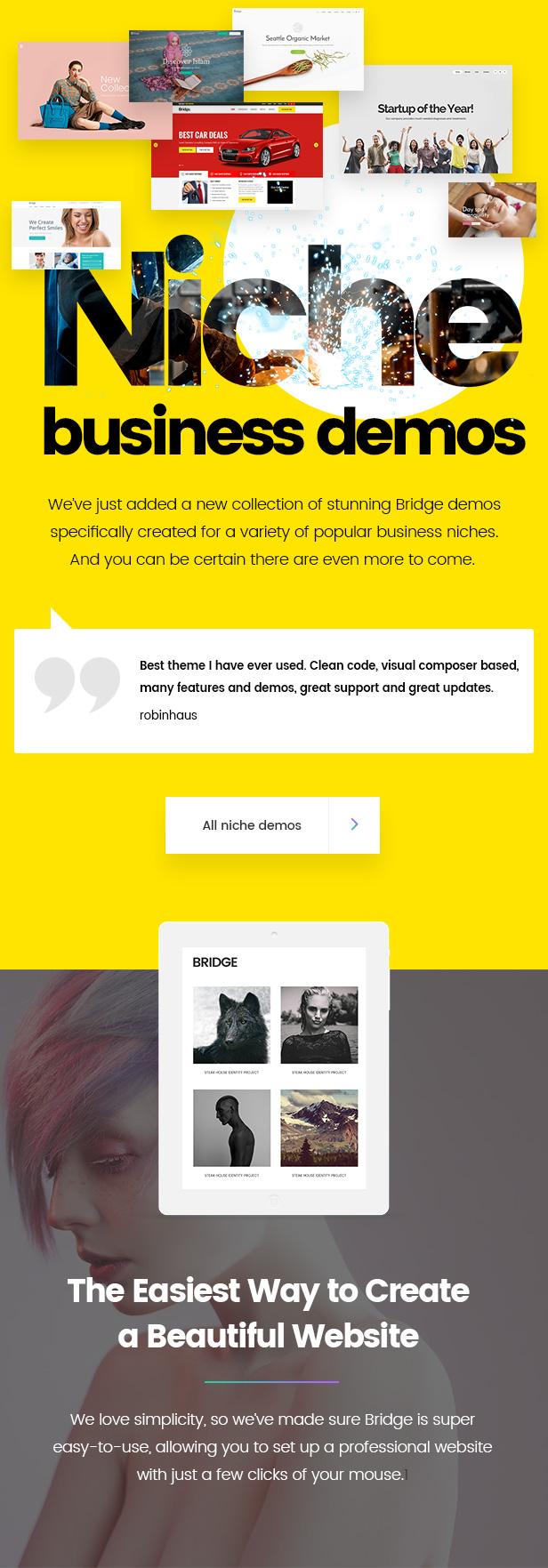 Bridge Creative MultiPurpose WordPress Theme By QODE ThemeForest - Contact us map is not working in job career theme