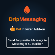 Messenger Engagement - A Bot Inboxer Add-on : A Power Pack of 5 Messenger Engagement Tools - 21