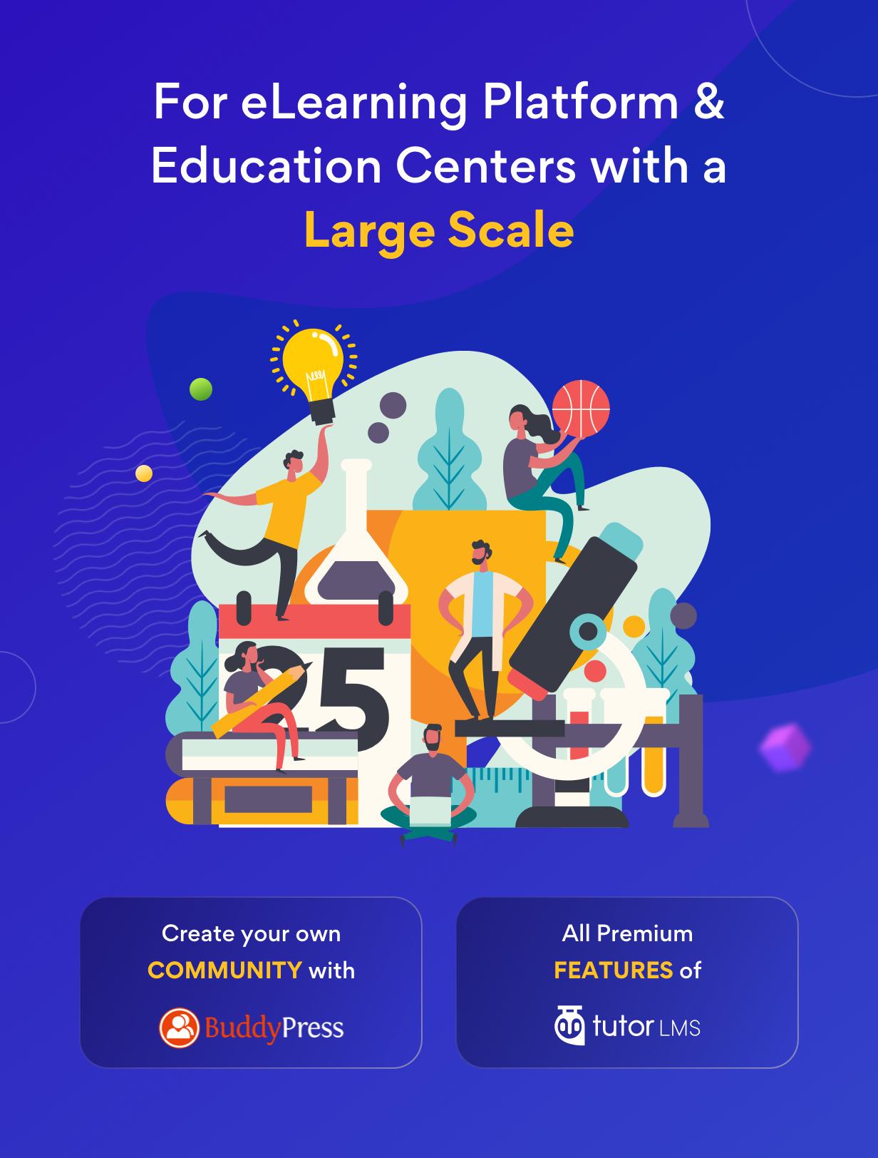 EduMall - Professional LMS Education Center WordPress Theme - 3