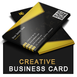 Business Card Template 74 - 1