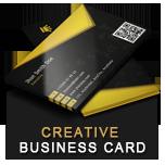 Creative Business Card Template 07 - 1