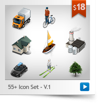 SmartIcon - 3D Icon Generator - Panel and Actions - 9