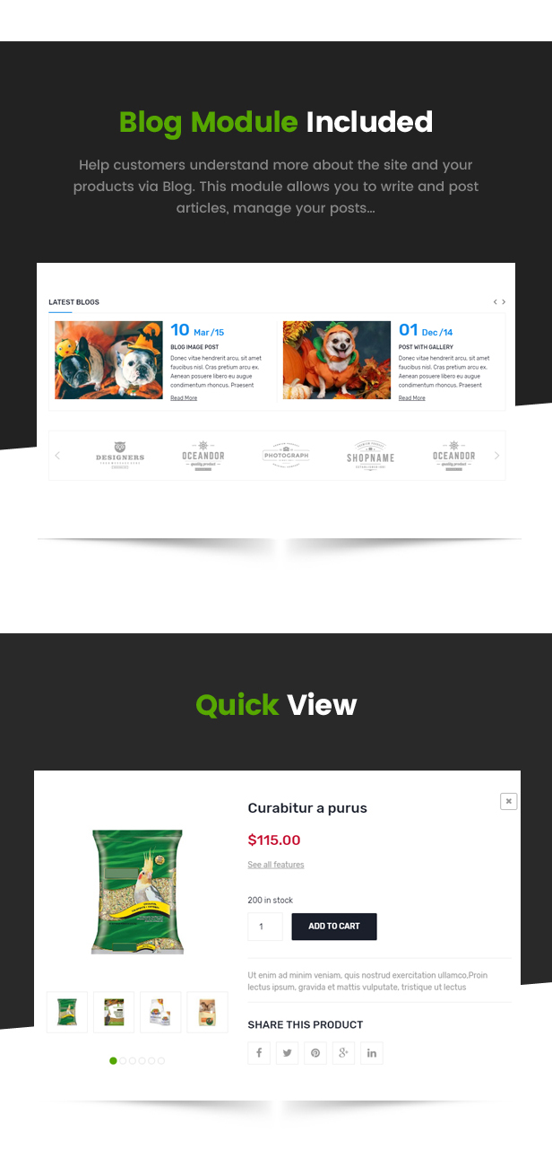 PetMark - Responsive WooCommerce WordPress Theme 27