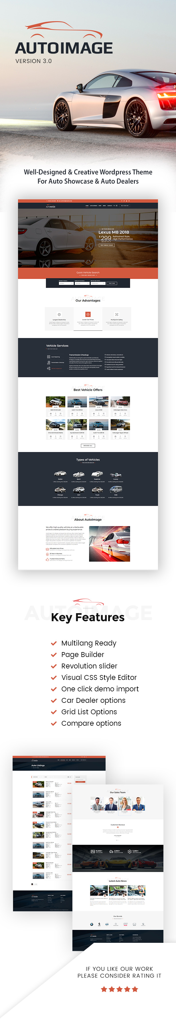 Autoimage - Automotive Car dealer image