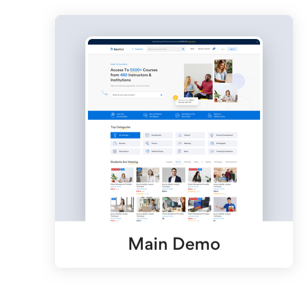 EduMall - Professional LMS Education Center WordPress Theme - 13