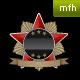 red star medal