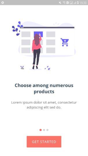 Relin - E-Commerce-App-Vorlage für Flutter - 21