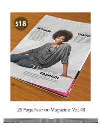 Fashion Magazine #5 - 5