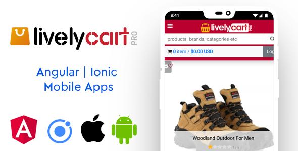 LivelyCart PRO - Laravel E-Commerce Platform | Shopping Cart - 2