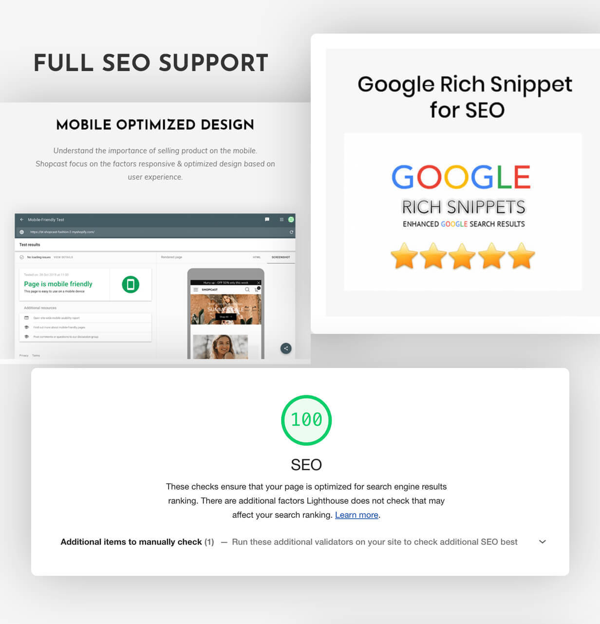 Full SEO Support
