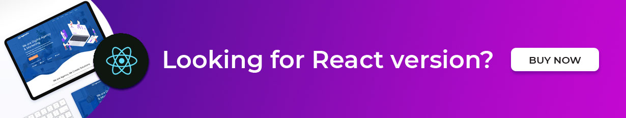 react template