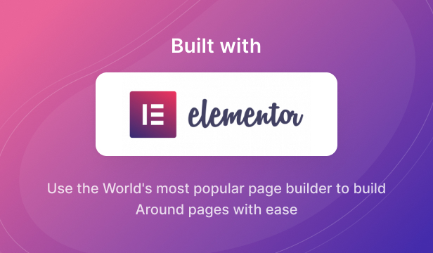 Built with Elementor