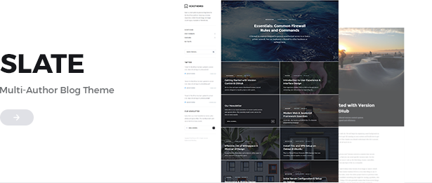 Slate for WordPress